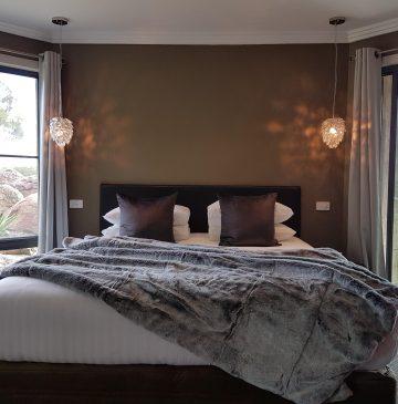 Bedroom Villa Grey