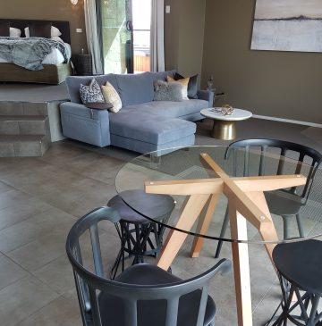 Alure Villa Interior Grey