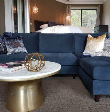 Alure Stanthorpe Blue Villa Interior