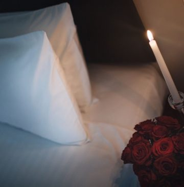 Romantic Bed at Alure Stanthorpe