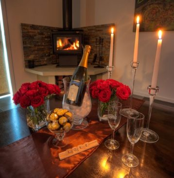 Romantic celebrations at Alure Stanthorpe