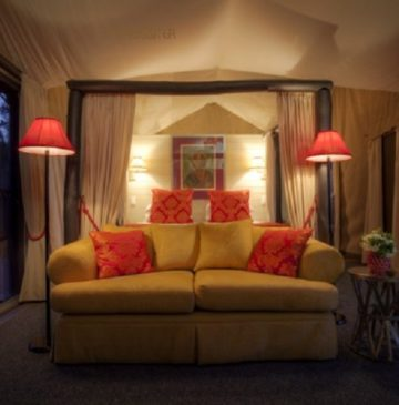 Alure Stanthorpe Tent Bed and Sofa