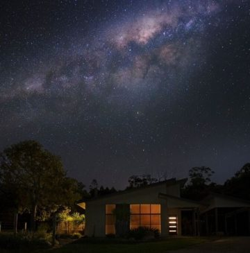Alure Stanthorpe Villa 1 with Milkyway Night