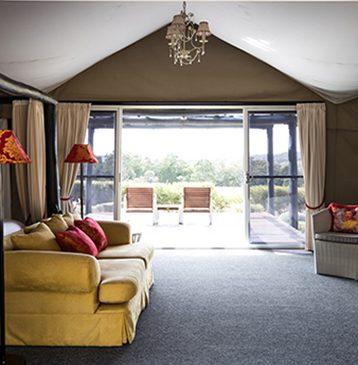 Alure Stathorpe Tent Interior