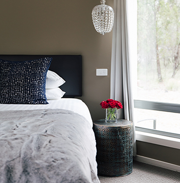 Bedroom in Stanthorpe villa