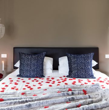 Roses on bed Alure Stanthorpe